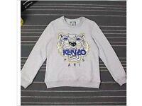 Kenzo sweater grey