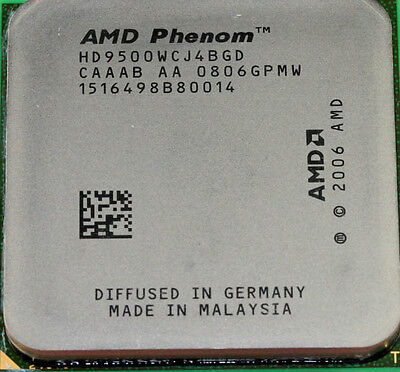 AMD CPU Phenom X4-9500 2.2GHz Socket AM2+