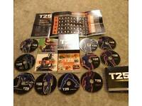 Shaun T's 25 minute workout T25 - Brsnd New