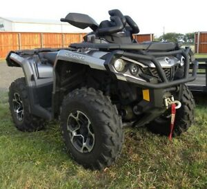 Traditional Snorkel kit for Can-Am Outlander