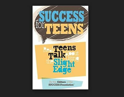 SUCCESS FOR TEENS by John Fleming FREE SHIPPING paperback book achieve goals! (Free Teen Ebooks)