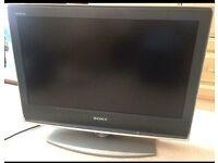 Sony Bravia 26in TV