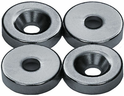 4 Neodymium Magnets 58 X 18 Inch Countersink Ring