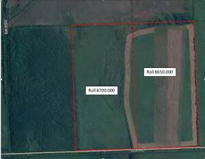 Prime AG land 20 mins from Steinbach!