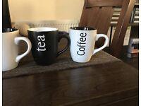 FREE 6 COFFEE MUGS