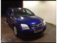 Vauxhall vectra 1.9 petrol for sale