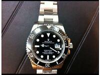 Rolex Submariner Date Version Fully ceramic