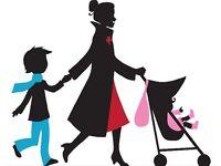 Babysitter/nanny available soon