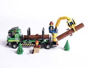 LEGO Logging Truck 60059