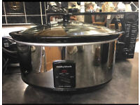 Morphy Richards casserole slow cooker