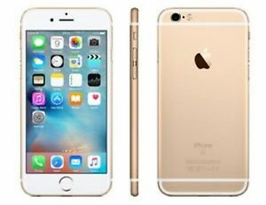 iPhone 6 Gold (Bell) 16gb