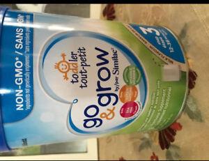 Baby milk Go Grow Similac step 3