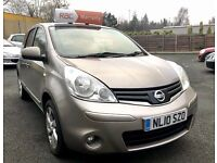 2010 10 Nissan Note 1.6 Petrol Beige Automatic