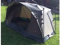 Tf gear bivvy , force 8 speed lite , carp fishing