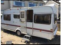 Elddis craftsman superior 174 4/5 birth caravan