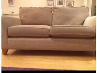 Marks and Spencer's 2 seater sofa, two armchairs and footstool