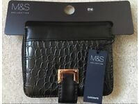 M & S purse brand new with labels