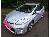 PCO CARS TOYOTA PRIUS FOR RENT OR HIRE WITB OR WITHIUT INSURANCE