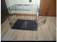 Small new dog crate
