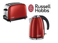 Russell Hobbs kettle & toaster brand new