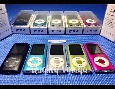 32GB SD MP4 Player:Video Support, Voice Recorder, NEW in Retail Box ( MP3 MP4)