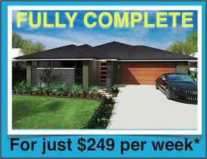 FULLY COMPLETE HOUSE & LAND PACKAGE ONLY $249* PER WEEK Sunshine Coast Region Preview