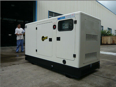 50 Kva 40 Kw Lovol Engine Diesel Power Generator