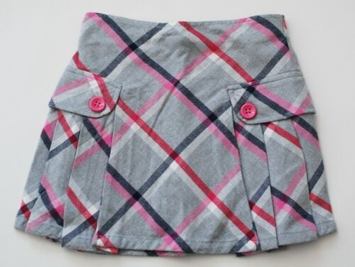 GYMBOREE GIRLS COTTON SKORT Size 8 and HAT