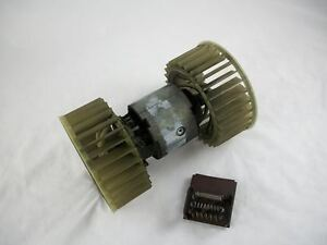 1984 91 bmw e30 heater ac blower motor 318i 318is 325e