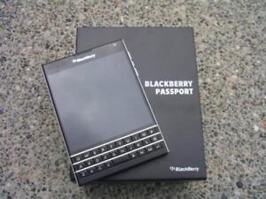 Telus Blackberry Passport - Excellent Condition