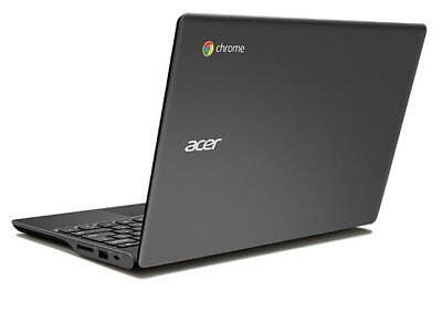 "Acer STUDENT Chromebook C720-2103 ZHN 11.6"" Celeron 1.4GHz 2GB RAM 16GB SSD"
