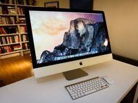 Apple iMac 27inch - Intel Core i5 - 1TB - Boxed! Latest Siera OSx Fast