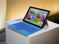 Microsoft Surface Pro with keyboard, Quad core processor, 4GB RAM, 128GB SSD