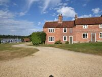 Stunning Holiday Cottage Rental at Bucklers Hard, Beaulieu, New Forest, 27th-30th October 2017