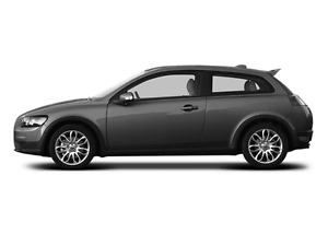 2008 Volvo C30 2.4i Hatchback Coupe w/ Sports Package / Sunroof
