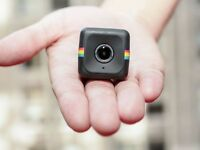 Brand New Polaroid Cube+ 1440p Lifestyle Action Camera (Wi-Fi & Image Stabilization) + SD card 16GB