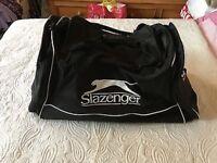 Slazenger Black Hold-All