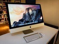 Apple iMac with Retina 4K display Silver