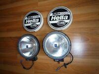 hella rallye 3000 spot lights
