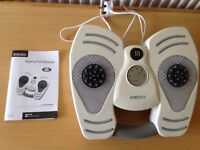 HOMEDICS TAPPING FOOT MASSAGER (£25)