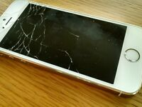 I buy any iPhone 5s with broken lcd