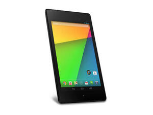 Nexus 7 2013 Android Tablet - Bricked - Sold for parts
