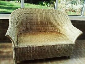 2 of Wicker chairs