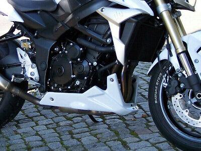Belly Pan White Original Suzuki GSR750 2011-16 Undercladding Fairing