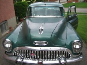 53 Buick - Original and stored inside