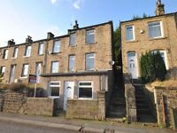 Mid Terraced House - Newly Decorated - Lowergate, Paddock, HD3