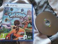 PS5 Sony Sackboy a Big Adventure