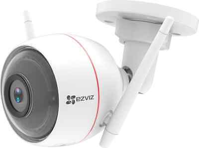 Telecamera IP Wireless Interno HD Wifi LAN PoE 303100576 Husky Air EZVIZ