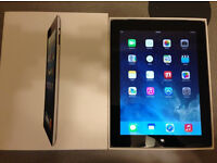 IPAD AIR 16GB - WIFI - BLACK - IMMACULATE CONDITION FULLY BOXED