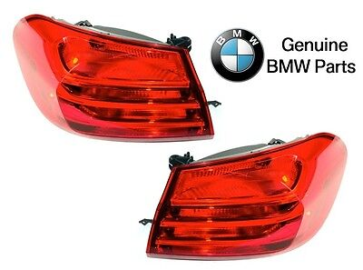For BMW M4 435i GC Pair Set of Left & Right Outer Taillights for Fender Genuine